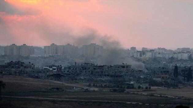 Palestinos aceptan la tregua con Israel propuesta por Egipto