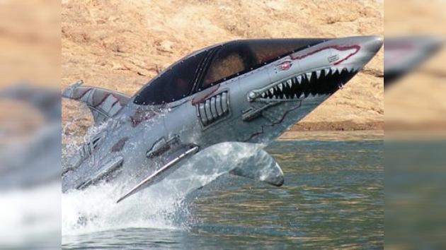 Se lanza a la venta la 'lancha tiburón' Seabreacher X