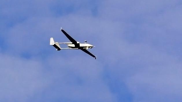 Un drone estadounidense ha sido interceptado en el espacio aéreo de Crimea