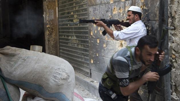 """El conflicto sirio puede tener """"consecuencias catastróficas"""" para todo Oriente Próximo"""