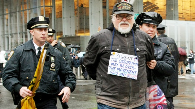 'Ocupa Chicago', a toda marcha en vísperas de la cumbre de la OTAN
