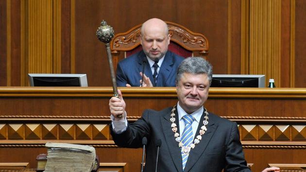 "WikiLeaks: ""Poroshenko estuvo informando a la embajada EE.UU. en 2006"""