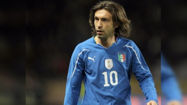 La Juventus confirma oficialmente el fichaje de Pirlo