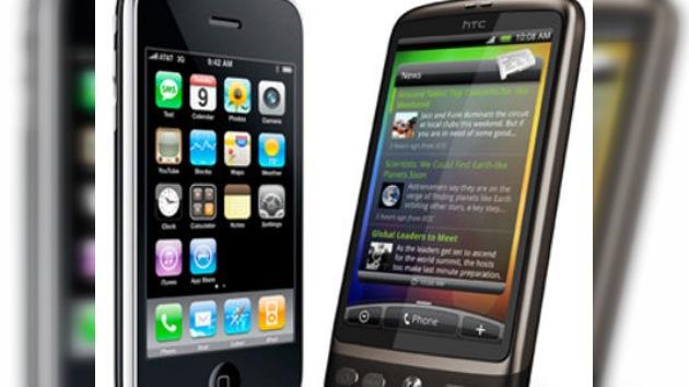 HTC dispuesta a alcanzar un acuerdo con Apple