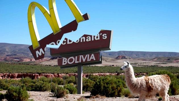 Bolivia expulsa a Coca Cola y a McDonald's 'en sintonía' con el calendario maya