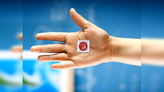 A la venta condones para chicos de 12—14 años
