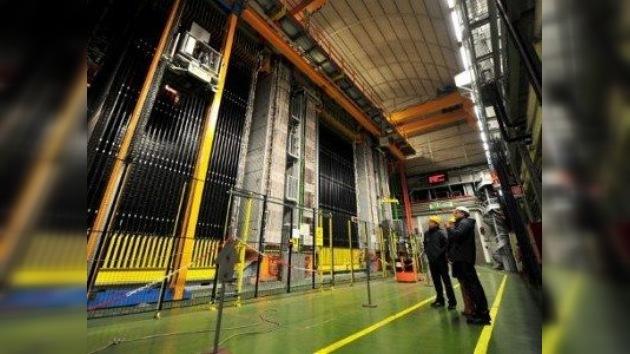 Los neutrinos de nuevo superan la velocidad de la luz