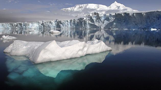 El derretimiento de los glaciares en la Antártida amenaza a varios estados costeros