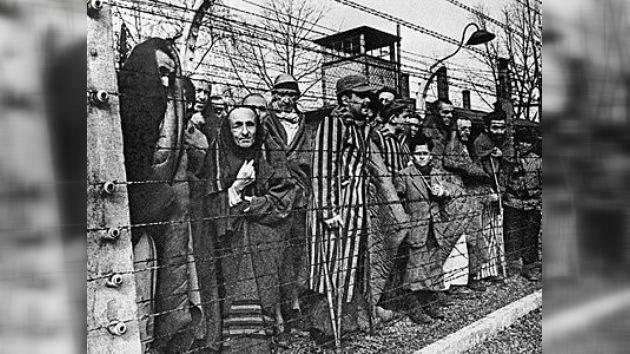 El mundo conmemora a los prisioneros de los campos nazis