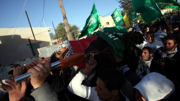 Fotos: El Ejército israelí mata a un adolescente palestino durante una protesta en Cisjordania
