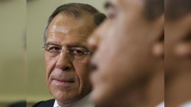Lavrov viaja a Washington para tratar de resolver los problemas bilaterales