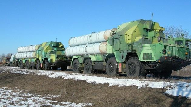 Ucrania: Los sistemas antiaéreos del sur del país están preparados para el combate