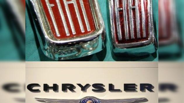 El Gobierno de EE. UU. vende Chrysler a Fiat