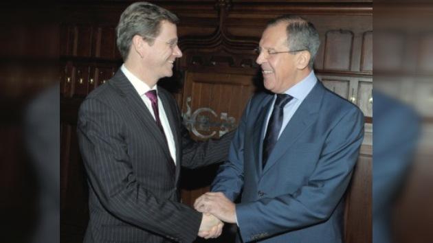 El vicecanciller alemán ampliaría la cooperación rusa con la OTAN