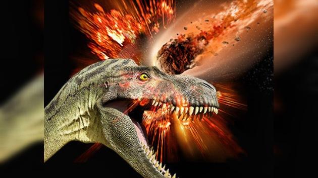 Confirman que un meteorito causó la extinción de los dinosaurios