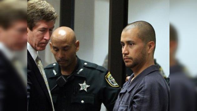 """""""El asesino de Trayvon Martin pretende hacerse la víctima"""""""