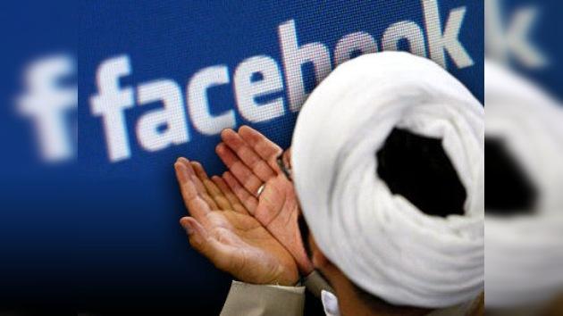 Facebook, pecado antiislámico para Irán