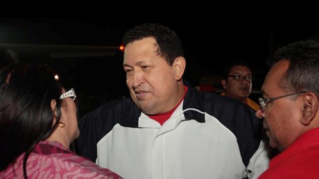 """Maduro: Chávez """"está dando una gran batalla"""", está """"bien"""" y """"consciente"""""""