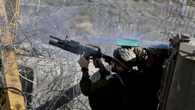 Soldados israelíes matan a tiros a un palestino desarmado en la frontera con Gaza