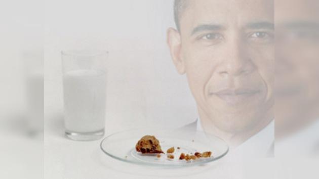 Barack Obama tiene una debilidad oculta, la pasión por los pasteles