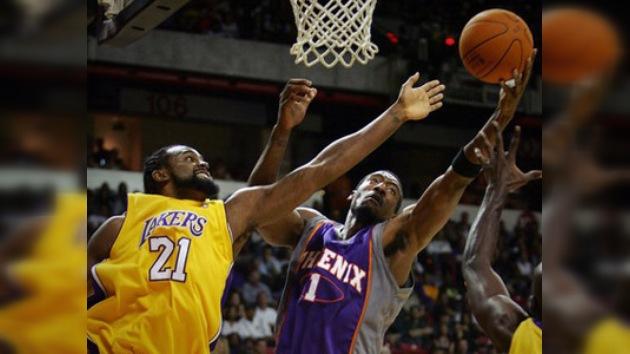 Los Lakers sufren su segunda derrota en los últimos tres juegos en la NBA