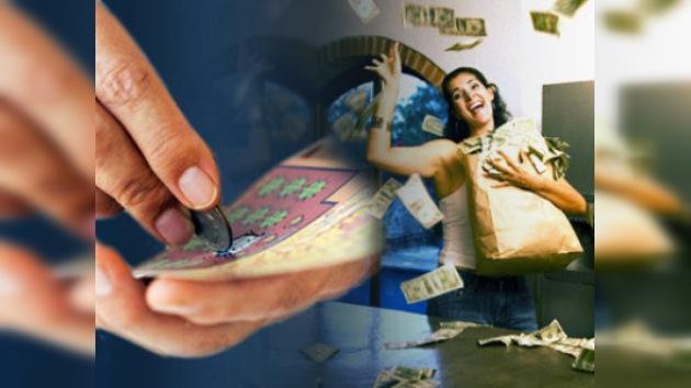 Una pareja ganó 266 millones de dólares en la lotería