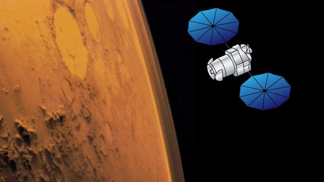 Un telescopio espía donado a la NASA orbitará alrededor de Marte