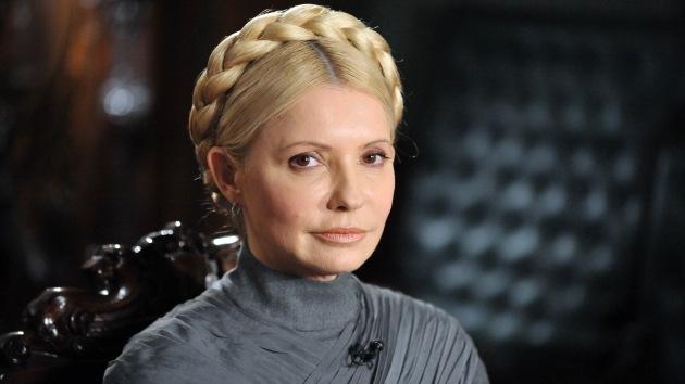Confirmado: Yulia Timoshenko sale en libertad y se dirige a Maidán