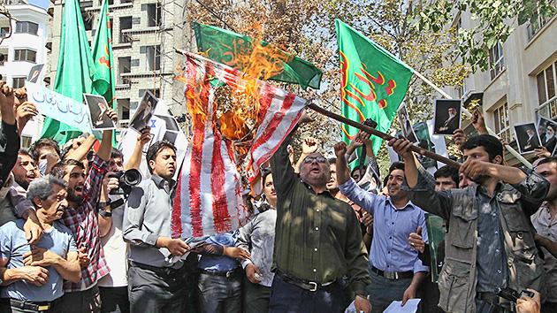 Estallan protestas en Teherán contra la película antimusulmana