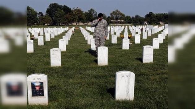 EE. UU. recuerda a los caídos en combate desde la Guerra Civil hasta Afganistán