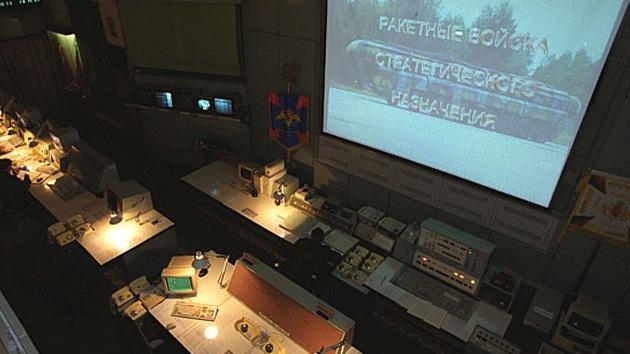 El Ejército ruso utilizará un sistema de mando de misiles estratégicos de quinta generación