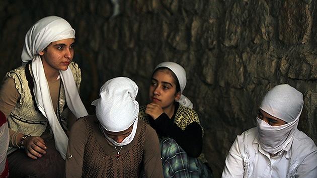 Joven yazidí narra el horror de su cautiverio a manos del Estado Islámico