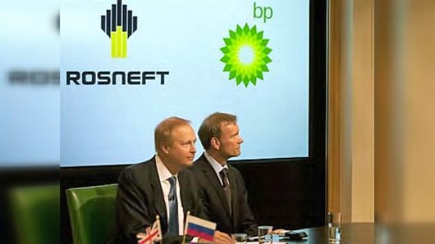 BP y Rosneft difirieron el plazo del canje de acciones
