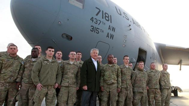EE.UU. despliega tropas en Jordania cerca de la frontera con Siria