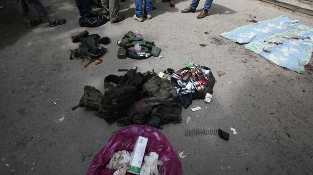 """Ultimátum del Ejército ucraniano a Donetsk: """"Si no cedéis, usamos armas de alta precisión"""""""