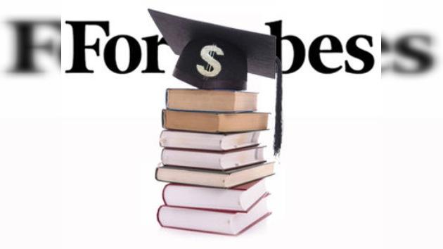Forbes publica el top 15 de libros que enseñan cómo llegar a ser rico