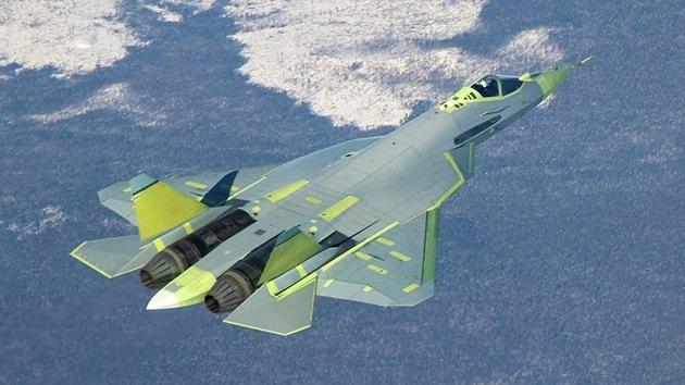 El caza ruso T-50 incorpora un sistema de navegación inmune al engaño