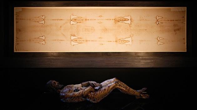 Un terremoto en el 33 d.C. pudo haber creado la imagen del Sudario de Turín