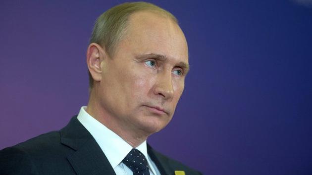 Un lord británico propone a Vladímir Putin para el Premio Nobel de la Paz