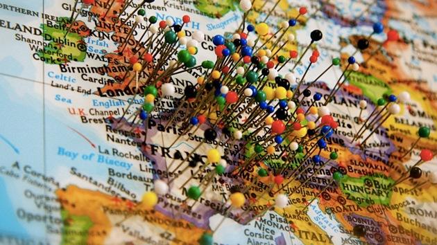 Mapa revela qué es lo peor de cada país de Europa