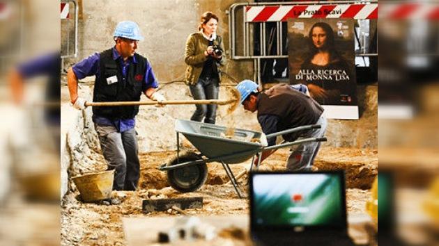 Los italianos desentierran el ataúd que podría contener los restos de la Gioconda