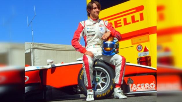 El mexicano Gutiérrez ficha como reserva de Sauber en la Fórmula 1