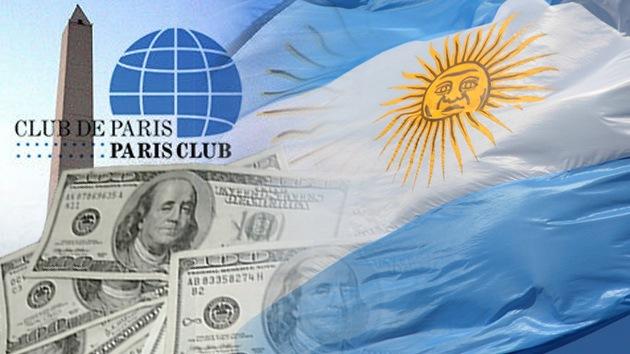 Argentina busca renegociar su deuda millonaria con el Club de París