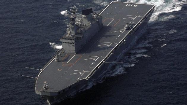 Corea del Sur reforzará su Armada con portaviones para contrarrestar a China y Japón