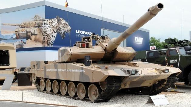 Alemania vende armamento a Qatar por valor de 2.470 millones de dólares