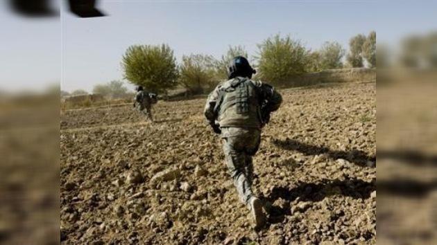 Los talibanes responden a la ofensiva de la OTAN con un ataque terrorista