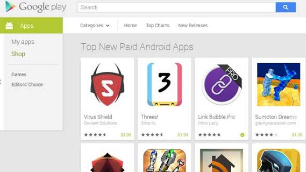 La aplicación número uno de Google Play resultó ser un falso antivirus