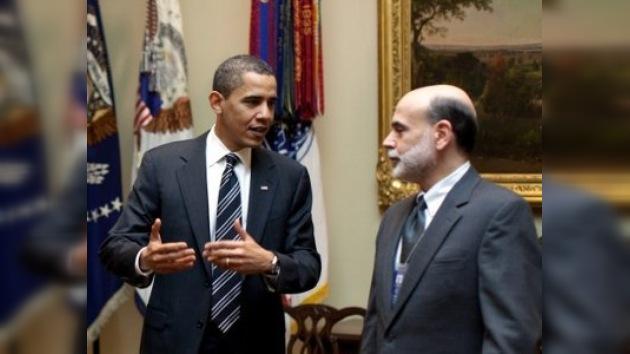 Obama apoya al jefe de la Reserva Federal para un segundo mandato