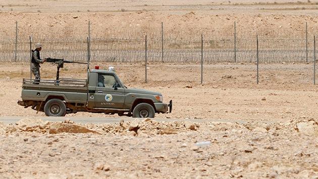 Arabia Saudita empieza a levantar un muro en su frontera con Irak