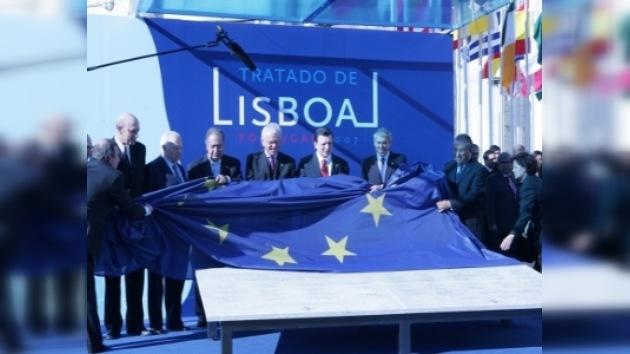 El Acuerdo de Lisboa entró en vigor